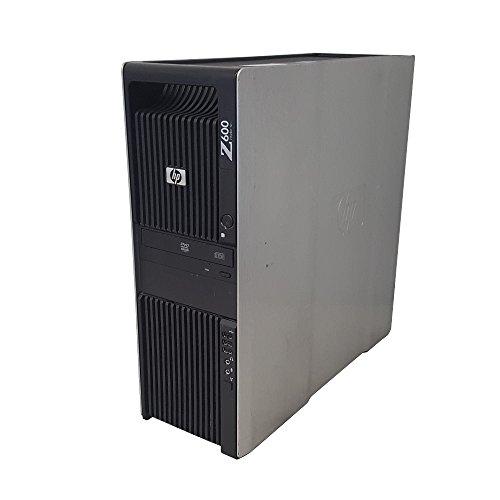 Price comparison product image HP Z600 Workstation 2x X5650 Six Core 2.67Ghz 16GB 500GB DVDRW Dual DVI 650W ...