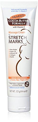 Cocoa Butter Massage Cream For Stretch Marks