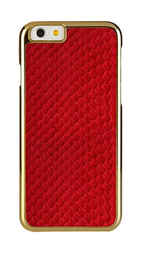 info for ae208 653aa iPhone 6 / iPhone 6S Exotic Snap Case - Red Snakeskin