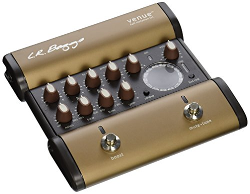 LR Baggs Venue DI Acoustic Guitar Effect