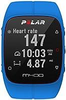 Polar M400 GPS Smart Sports Watch and Fitness Tracker (Blue)