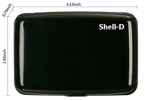 Shell D RFID Blocking Credit Card Protector in the UAE