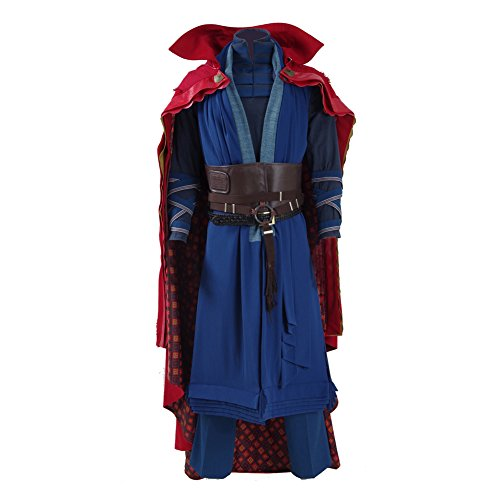 Cosdaddy Doctor Dr Strange Halloween Cosplay Costume