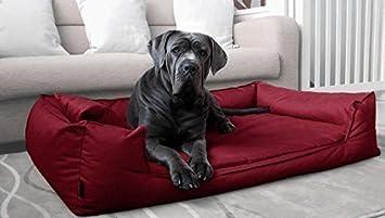tierlando G5-L-04 Articulos ortopedicos Cama para perro GOOFY VISCO Anti- pelo