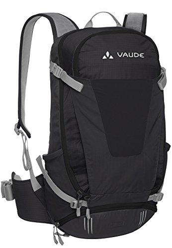 Vaude Rucksack Moab, black, 52 x 29 x 2 cm, 20 Liter, 12382 Black