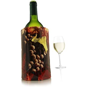Vacu Vin Rapid Ice Wine Cooler - Purple Grapes