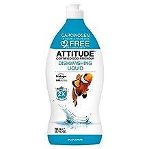 Attitude Eco Friendly Washing Up Liquid Wildflowers (700ml) - Pack of 6