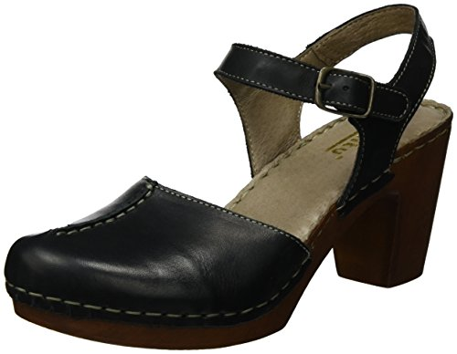 Manitu 920225 - Sandalias Mujer negro