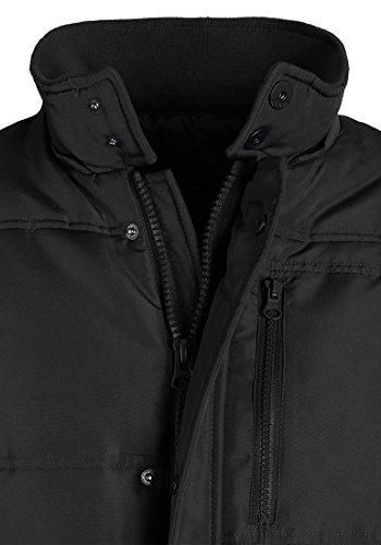 Capuche Black Veste À Blend Blouson 70155 Lima Homme D'extérieur Pour D'hiver xnqwCFpwB8