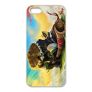 Chen Stormstout iPhone 4 4s Cell Phone Case White 05Go-251400