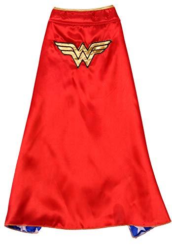 Pictures of DC Comics Wonder Woman Pet Cape Medium 580321 M Multicolor 5