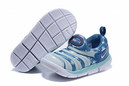 Bambino Scarpe da trekking dinamo Free TD 343938–455–Baby bambini scarpe da ginnastica, Ragazzi, Blue, UK9.5=EUR27=17CM