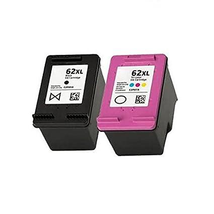 PREMIUM-Cartucho de tinta negro y color para impresoras HP ...
