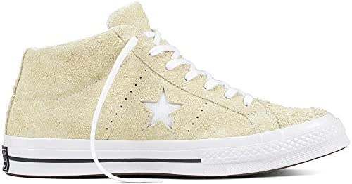 Converse Lifestyle One Star Mid Suede, Chaussures de Fitness