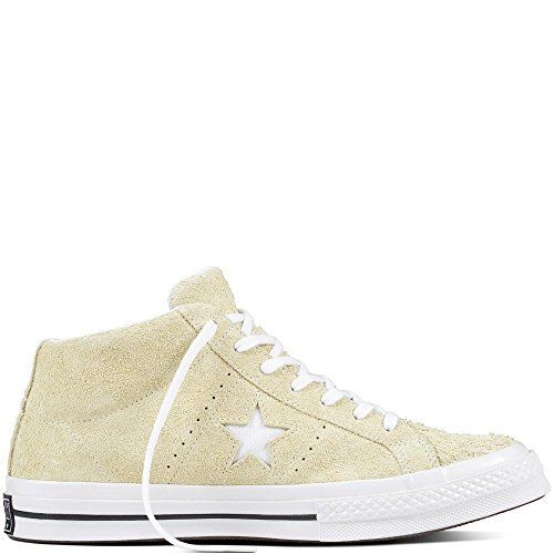 Amarillo Zapatillas One Lemon Vapor White Star 758 Converse Black Deporte Adulto Mid Suede Lifestyle de Unisex XCwHaqxv