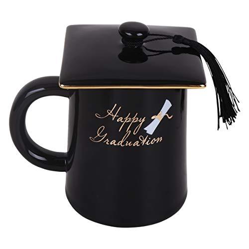 "Vencer 2021""Happy Graduation"" Graduation Present – Graduation Cap Mug , Bachelor's Degree Present, Bachelor Cap,Back…"