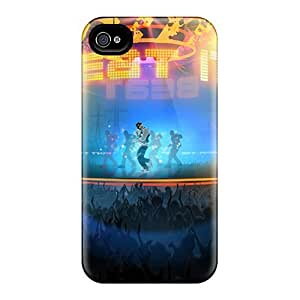 Iphone 6 TVT3084OdDW Michael Jackson Beat It Cases Covers. Fits Iphone 6