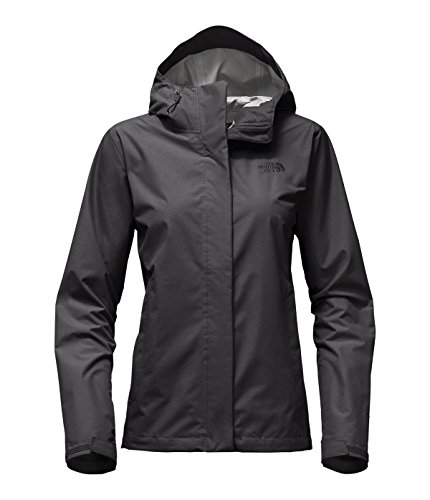 The North Face Women's Venture 2 Jacket Dark Grey Heather (Small)