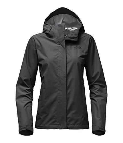 The North Face Women's Venture 2 Jacket Dark Grey Heather (Medium)