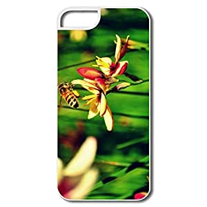 Geek Bees Flowers IPhone 5/5s Case For Him