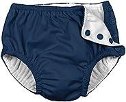 i Play. Baby Snap Reusable Absorbent Swim Diaper