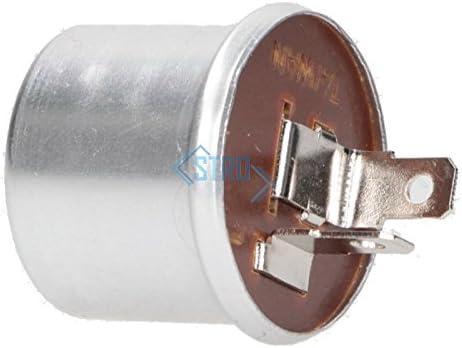 Universal Blinkgeber Blinkrelais Mechanisch 12v 2 Polig 1 2 X 21 Watt Auto