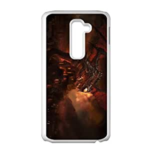 world of warcraft LG G2 Cell Phone Case White 53Go-353089