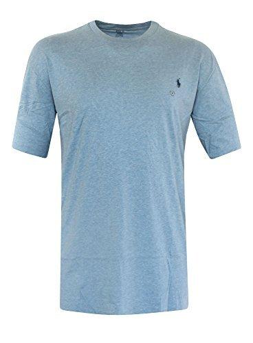 (Polo Ralph Lauren Men's Big & Tall Crew Neck T-shirt COTTON TOP SHIRT JAMAICA (3LT))