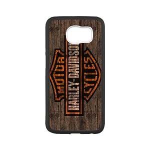 SamSung Galaxy S6 Harley-Davidson pattern design Phone Case HHL13DVSJ42562