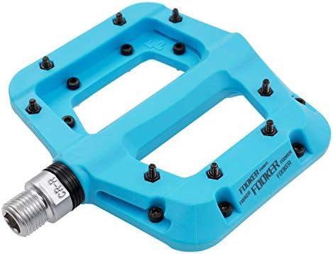 MTB Pedals Mountain Bike Pedals Bearing Non-Slip Lightweight Nylon Fiber Bicycle