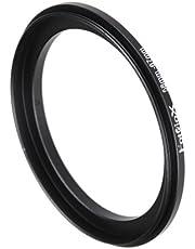 Fotodiox 58mm-67mm, 58-67mm Macro Close-up Reverse Ring, Anodized Black Metal Ring, for Nikon, Canon, Sony, Olympus, Pentax, Panasonic, Samsung Camera
