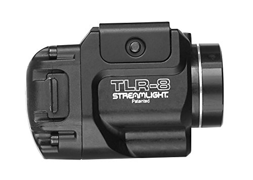 Streamlight TLR-8 Gun Light with Laser