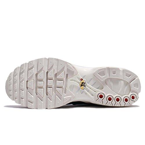 Nike Air Max Mens Più Br Hk, Nero / Bianco Nero-vertice, 10,5 M Di Noi