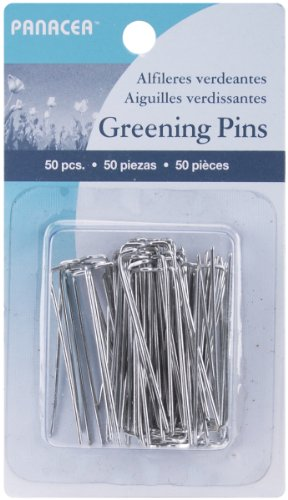 Metal Floral Pin (Greening Pins 1.75