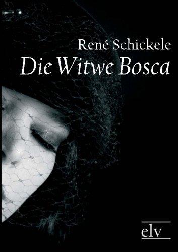 die-witwe-bosca-german-edition