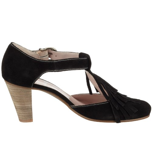 Quest 09-2787-01, Damen Pumps Schwarz