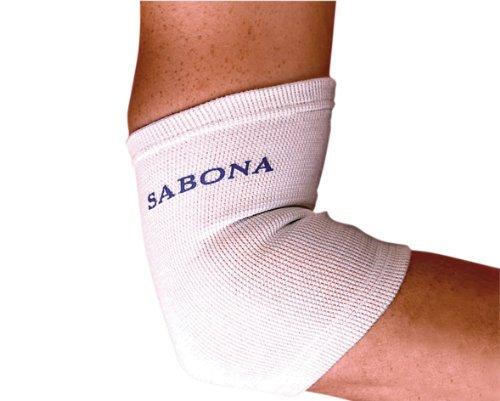 Sabona Copper Thread Elbow Support, Small/Medium by Sabona