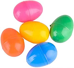 Rhode Island Novelty Easter Eggs Bght Plastic Egg Assortment 144 Pieces