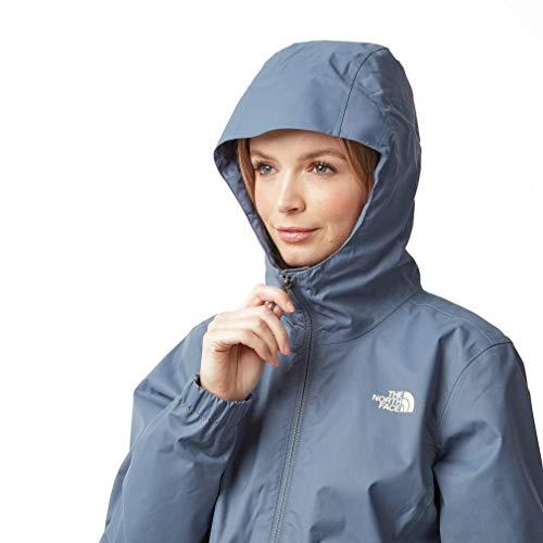 The North Grey Et Face Vestes Bleu Sport Femme Blousons grisaille Grn exotic Quest De wwdBrqgn