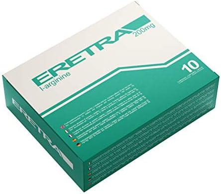Eretra 200mg 10 Comprimidos   Acción Ultrarrápida, Beneficio Prolongado, Sin Efectos Secundarios, 100% Natural: Amazon.es: Salud y cuidado personal