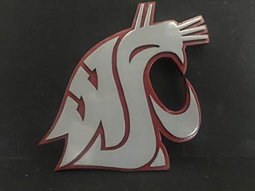 Washington State Cougars Wood Sign