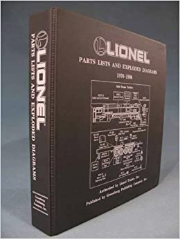 lionel parts lists and exploded diagrams 9780897780636. Black Bedroom Furniture Sets. Home Design Ideas