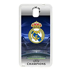 Happy Champions League Fashion Comstom Plastic case cover For Samsung Galaxy Note3