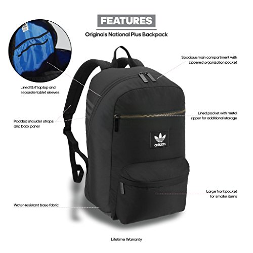 Lt National Originals adidas Backpack Pink Plus z6x5IwH