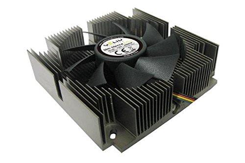 Gelid Solutions Slim Silent i-Plus – high-performance heatpipe – stille PWM-ventilator met kogellagers – 75 mm…