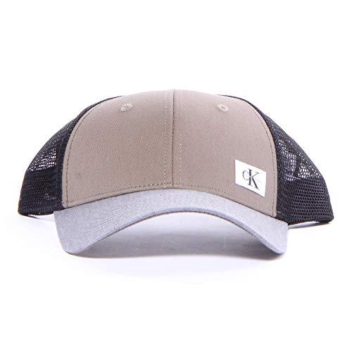 - Calvin Klein Jeans Men's Snapback Trucker Hat, Army, ONE Size