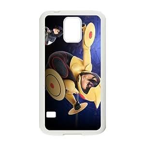 Big Hero 6 FG0084657 Phone Back Case Customized Art Print Design Hard Shell Protection SamSung Galaxy S5 G9006V