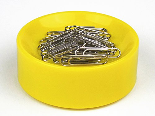 Paperclip Magnetic Holder Clipwell Yellow hot sale