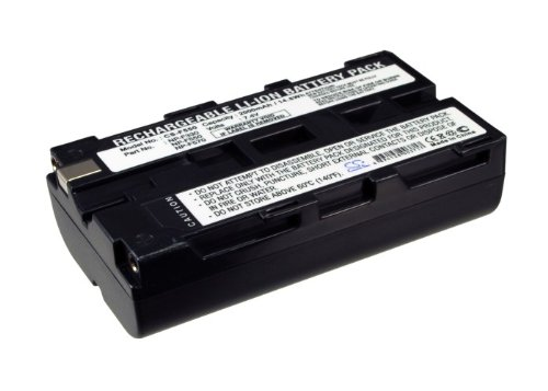 VINTRONS 7.4V Battery For Sony D-V500 (DVD Player), MPK-DVF4, CCD-TR18E, CCD-TR810E, CCD-TR516E