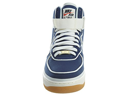 13 1 Uomo Basket Air Nike Scarpe 07 Force High Blu Da Binario XPqa86